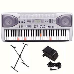 Casio Key Lighted Keyboard with Karaoke Function for sale!