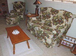 Complete living room furniture like new