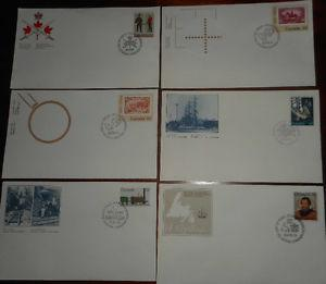 Day of Issue Canada Post