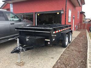 Dump trailer rental