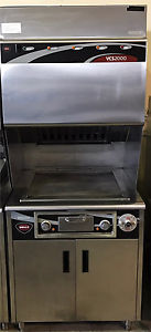 Flat Top Grill w/Fire Suppression System!