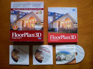 Floor Plan 3D Design Suite 9 -the complete Home Design