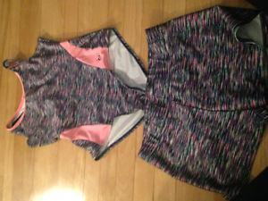 Girls gymnastics outfit from justice