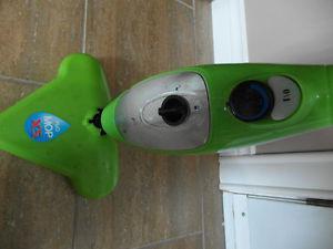 H2O MOP X5 steamer