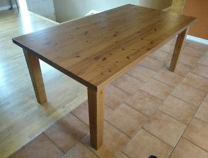 Table 224 Manger Ikea Forsby 6 224 8 Personnes Posot Class