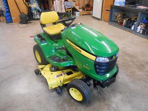 John Deere X340 lawn Tractor
