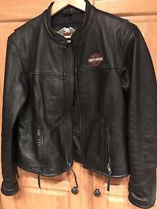 Ladies Harley Leather Jacket