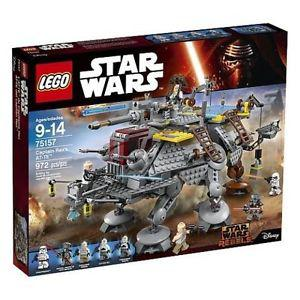 Lego Star Wars Captain Rex AT-TE **NEW**