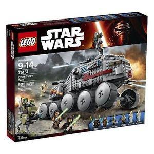Lego Star Wars Clone Turbo Tank **NEW**