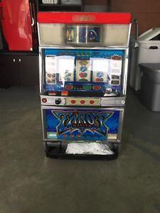 Mini Slot Machine - Pay w/ Credit Option