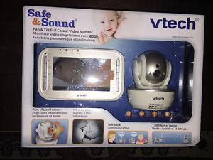 NEW. Vtech baby monitor