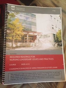 Nursing leadership: Issues and practices