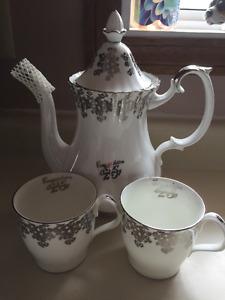 Royal Albert 25th Anniversary Tea Set
