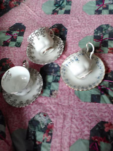 Royal Albert Tea Cups and Saucers
