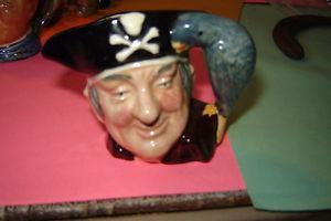 Royal Doulton Long John Silver character jug