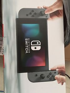 Selling brand new switch with receipt