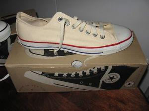 Sneakers, 1 Pair Converse Low Cut All Star