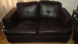 Sofa + Love seat for $150 or best offer
