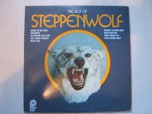 The Best of Steppenwolf Vinyl
