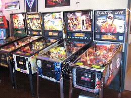 Wanted: LOOKING TO BUY UNWANTED PINEBALL MACHINES/VIDEO