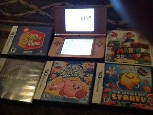 Wanted: Nintendo DS and various games
