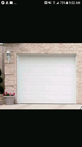 Wanted: Wanted - used metal garage door panels &...