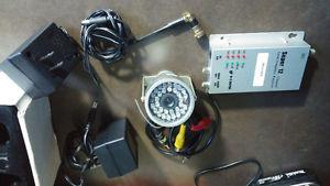 Wireless Night Vision Security Camera