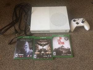 Xbox one s with everything