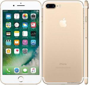 iPhone 7 Plus 128GB Gold locked to Rogers