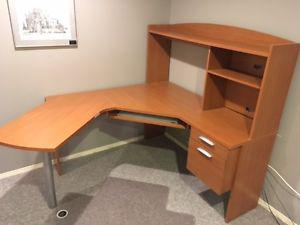 1 Computer Desk and 1 Office Desk for SALE