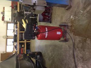 25 gallon craftsman compressor