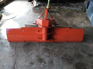 5 ft. Woods back blade for compact tractor