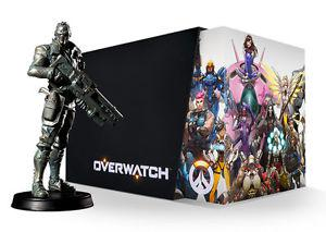 *BRAND NEW SEALED* Overwatch Collector's Edition [PC]