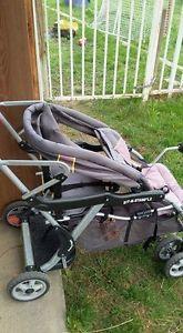 Baby Swing $30 Double Stroller $30