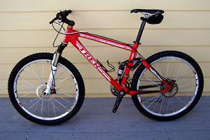 Bicycle for sale - 18 speed suspension Mountain Bike