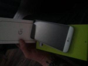 Brand new LG cell phone