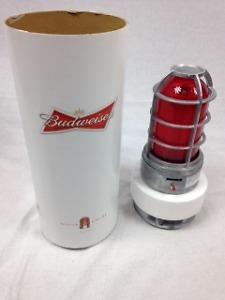 Budweiser Goal Light (Brand New in Case)