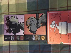Charlie Brown books