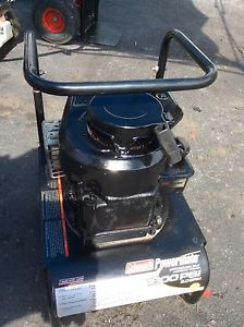 Coleman gas pressure washer motor and pump