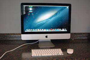 Core i3 Mid , iMac GB, 20GB RAM, 3.06GHZ