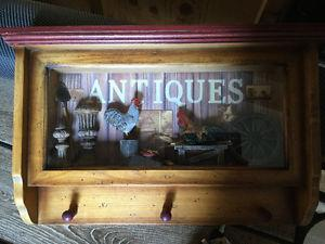 Country shadow box