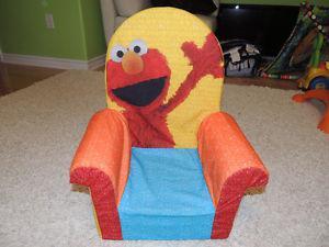 Elmo Toddler Chair