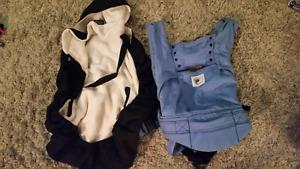 Ergo Baby Carrier and Jolly Jumper Carrier Cover