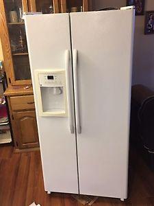 GE fridge for quick repair