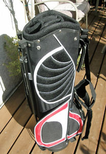 GOLF CARRY STAND BAG Back Pack Style VGC