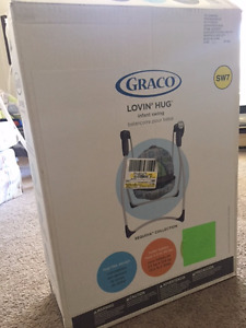 GRACO infant swing lovin' hug'