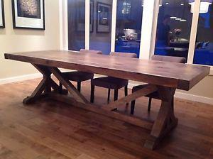 Handcrafted, solid wood furniture sale