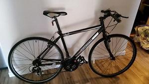 Hybrid Mongoose adult bike bicycle extra free tire.