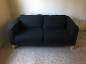 Ikea Kivik Loveseat Couch 2 Person Posot Class