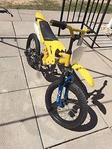 Kids Hyper Moto-bike Bycycle